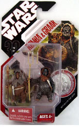 30th Anniversary - Ewoks Romba & Graak 43