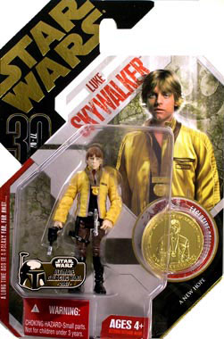 30th Anniversary UGH - Luke Skywalker Ceremonial  12