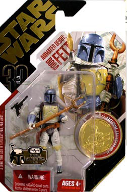30th Anniversary UGH - Holiday Special Boba Fett  24
