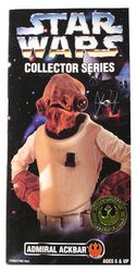 12 inch Collectors Series - Admiral Ackbar