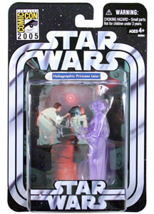 SDCC Exclusive OTC Holographic Leia
