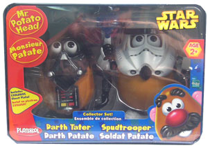 Darth Tater and Spudtrooper 2-Pack