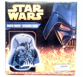 Darth Vader Safety Bank