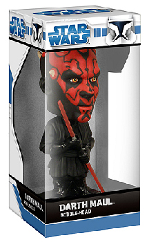 Clone Wars - Darth Maul Bobble Head