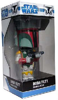 Clone Wars - Boba Fett Bobble Head