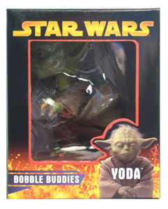 Deluxe Yoda Bobble Head