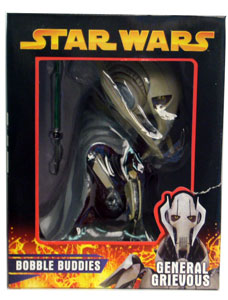 Deluxe General Grievous Bobble Head
