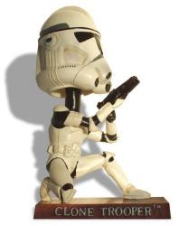 Deluxe Clone Trooper Bobble Head