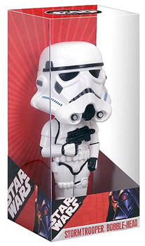 30th Anniversary - Stormtrooper Bobble-Head