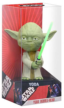 30th Anniversary - Yoda Bobble-Head
