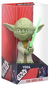 30th Anniversary - Yoda Bobble-Head