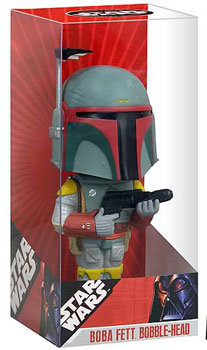 30th Anniversary - Bobba Fett Bobble-Head
