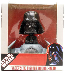 30th Anniversary - Darth Vader Tie-Figther Bobble Head