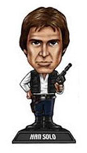 30th Anniversary - Han Solo Bobble-Head