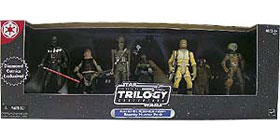 Star Wars OTC Trilogy Bounty Hunters Box Set