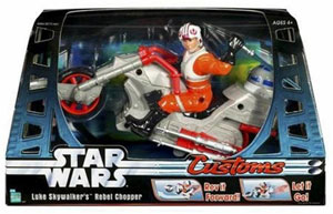 Star Wars Luke Skywalker Chopper