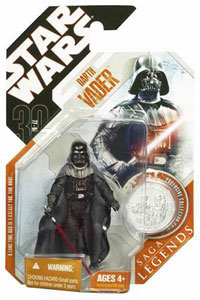 30th Anniversary Saga Legends - Darth Vader