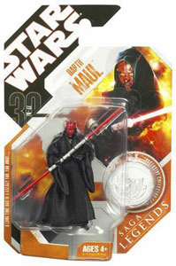 30th Anniversary Saga Legends - Darth Maul
