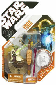 30th Anniversary Saga Legends - Yoda