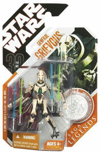 30th Anniversary Saga Legends - General Grievous