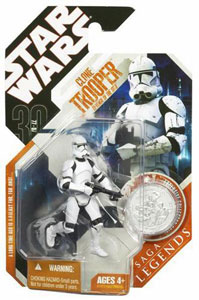 30th Anniversary Saga Legends - Clone Trooper EPIII