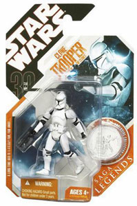 30th Anniversary Saga Legends - Clone Trooper EII