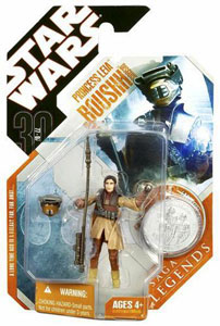 30th Anniversary Saga Legends - Princess Leia in Boushh Disguise