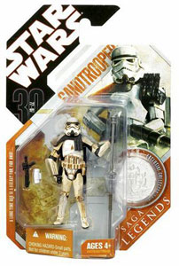 30th Anniversary Saga Legends - Sandtrooper