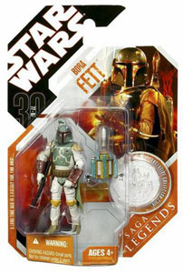 30th Anniversary Saga Legends - Boba Fett