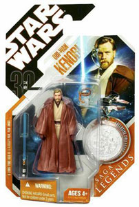 30th Anniversary Saga Legends - Obi-Wan Kenobi