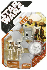 30th Anniversary Saga Legends - Pit Droids