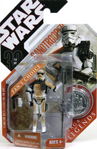 30th Anniversary Legends - Sandtrooper with Staff