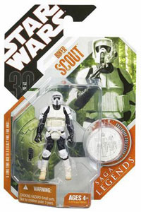 30th Anniversary Saga Legends - Biker Scout