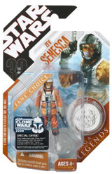 30th Anniversary Saga Legends - Zev Senesca