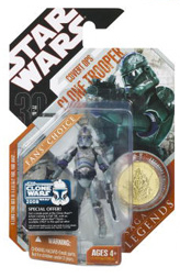 30th Anniversary Saga Legends - Covert Ops Clone Trooper