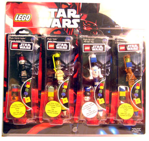 Star Wars Lego 4-Pack of Pen
