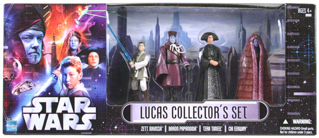 Star Wars Lucas Collectors Set