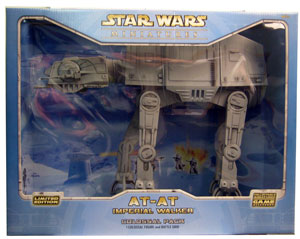 Star Wars Miniature - AT-AT Imperial Walker