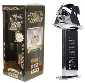 Darth Vader Pez Dispenser