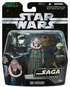 Saga Collection: Bib Fortuna - 3