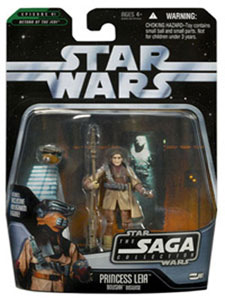 Saga Collection: Princess Leia in Boushh Disguise - 1 TRI-LINGUAL