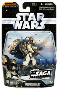 Saga Collection: Firespeeder Pilot - 22