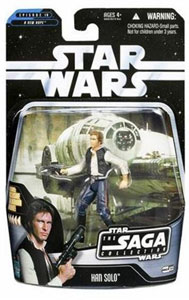 Saga Collection: Han Solo Smuggler 35