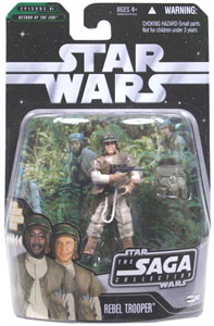 Saga Collection: Endor Rebel Trooper Caucasian