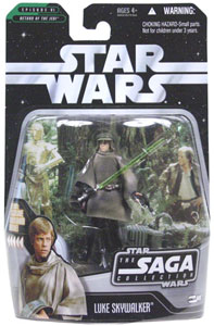 Saga Collection: Luke Skywalker - Endor Gear