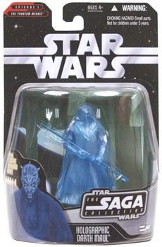 Saga Collection: Darth Maul - Holograph