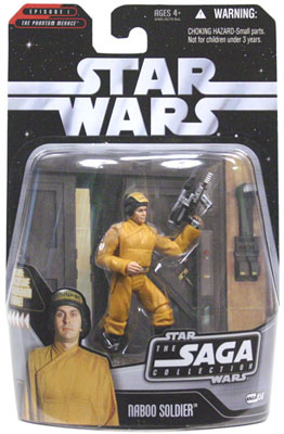 Saga Collection: Naboo Soldier
