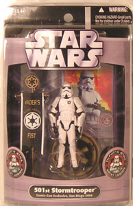 Saga Collection: Exclusive 501st Stormtrooper
