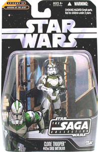 Saga Collection: Clone Trooper 442nd Siege Battalion
