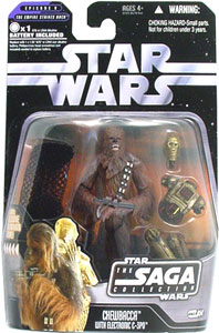 Saga Collection: Chewbacca Cloud City with C-3PO 54